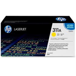 HP - Hp 311A-Q2682A Sarı Orjinal Toner