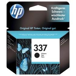 HP - Hp 337-C9364E Siyah Orjinal Kartuş