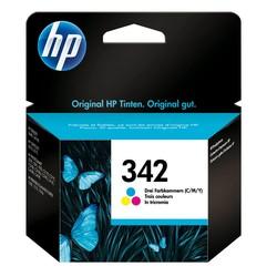 HP - Hp 342-C9361E Renkli Orjinal Kartuş