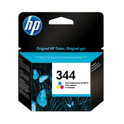 HP - Hp 344-C9363E Renkli Orjinal Kartuş
