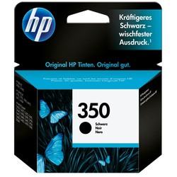 HP - Hp 350-CB335E Siyah Orjinal Kartuş
