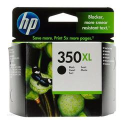 HP - Hp 350XL-CB336E Siyah Orjinal Kartuş