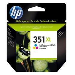 HP - Hp 351XL-CB338E Renkli Orjinal Kartuş