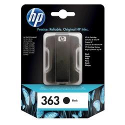 HP - Hp 363-C8721E Siyah Orjinal Kartuş