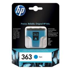 HP - Hp 363-C8771E Mavi Orjinal Kartuş