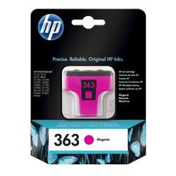 HP - Hp 363-C8772E Kırmızı Orjinal Kartuş
