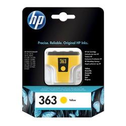HP - Hp 363-C8773E Sarı Orjinal Kartuş