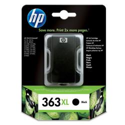 HP - Hp 363XL-C8719E Siyah Orjinal Kartuş Yüksek Kapasiteli
