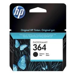 HP - Hp 364-CB316E Siyah Orjinal Kartuş