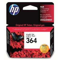 HP - Hp 364-CB317E Foto Siyah Orjinal Kartuş