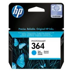 HP - Hp 364-CB318E Mavi Orjinal Kartuş