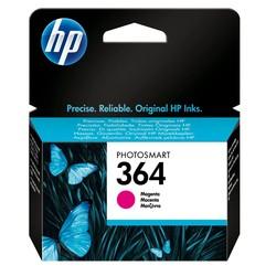 HP - Hp 364-CB319E Kırmızı Orjinal Kartuş