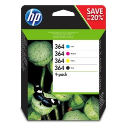 HP - Hp 364-N9J73AE Orjinal Kartuş Avantaj Paketi