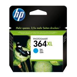 HP - Hp 364XL-CB323E Mavi Orjinal Kartuş