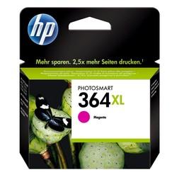 HP - Hp 364XL-CB324E Kırmızı Orjinal Kartuş