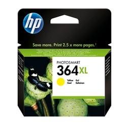 HP - Hp 364XL-CB325E Sarı Orjinal Kartuş
