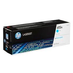 HP - Hp 415A-W2031A Mavi Orjinal Toner