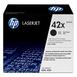 HP - Hp 42X-Q5942X Orjinal Toner Yüksek Kapasiteli
