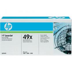 HP - Hp 49X-Q5949X Orjinal Spot Toner Yüksek Kapasiteli