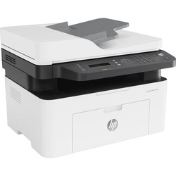 HP - Hp 4ZB84A Laser MFP 137FNW Wi-Fi Faks Fotokopi Tarayıcı Lazer Yazıcı