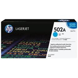HP - Hp 502A-Q6471A Mavi Orjinal Toner
