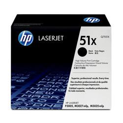 HP - Hp 51X-Q7551X Orjinal Toner Yüksek Kapasiteli