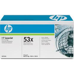 HP - Hp 53X-Q7553X Orjinal Spot Toner Yüksek Kapasiteli