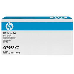 HP - Hp 53X-Q7553XC Orjinal Toner Yüksek Kapasiteli