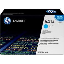 HP - Hp 641A-C9721A Mavi Orjinal Toner