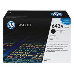 HP - Hp 643A-Q5950A Siyah Orjinal Toner