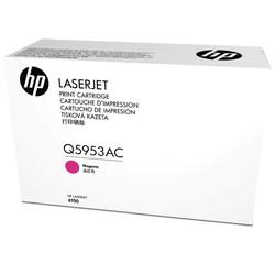 HP - Hp 643A-Q5953AC Kırmızı Orjinal Toner
