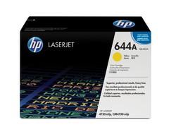 HP - Hp 644A-Q6462A Sarı Orjinal Toner
