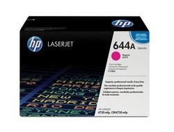 HP - Hp 644A-Q6463A Kırmızı Orjinal Toner