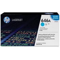 HP - Hp 646A-CF031A Mavi Orjinal Toner