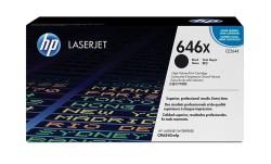 HP - Hp 646X-CE264X Siyah Orjinal Toner
