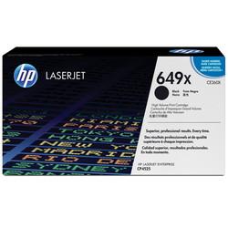 HP - Hp 649X-CE260X Siyah Orjinal Toner Yüksek Kapasiteli
