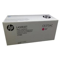 HP - Hp 650A-CE273AC Kırmızı Orjinal Toner