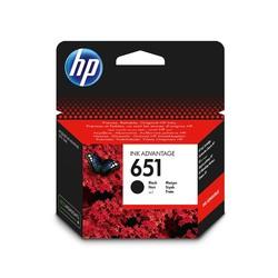 HP - Hp 651-C2P10AE Siyah Orjinal Kartuş