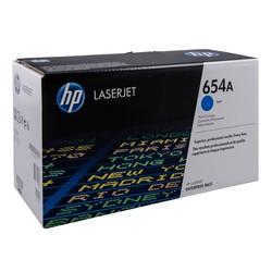 HP - Hp 654A-CF331A Mavi Orjinal Toner