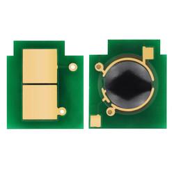 HP - Hp 654A-CF331A Mavi Toner Chip