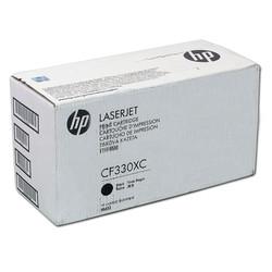 HP - Hp 654X-CF330XC Siyah Orjinal Toner Yüksek Kapasiteli