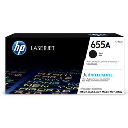 HP - Hp 655A-CF450A Siyah Orjinal Toner