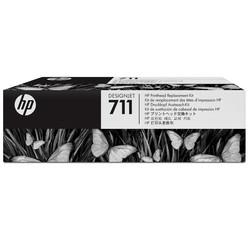 HP - Hp 711-C1Q10A Orjinal Baskı Kafası Değiştirme Tankı