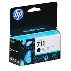 HP - Hp 711-CZ129A Siyah Orjinal Kartuş