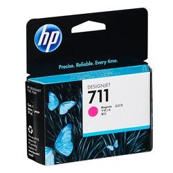 HP - Hp 711-CZ131A Kırmızı Orjinal Kartuş
