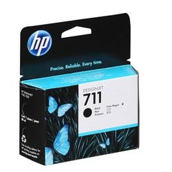 HP - Hp 711-CZ133A Siyah Orjinal Kartuş