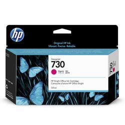 HP - Hp 730-P2V63A Kırmızı Orjinal Kartuş