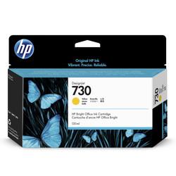 HP - Hp 730-P2V64A Sarı Orjinal Kartuş