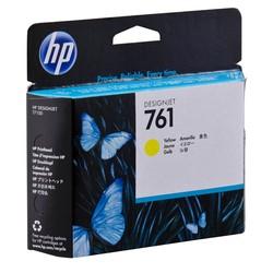 HP - Hp 761-CH645A Orjinal Sarı Baskı Kafası