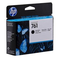 HP - Hp 761-CH648A Orjinal Mat Siyah Baskı Kafası